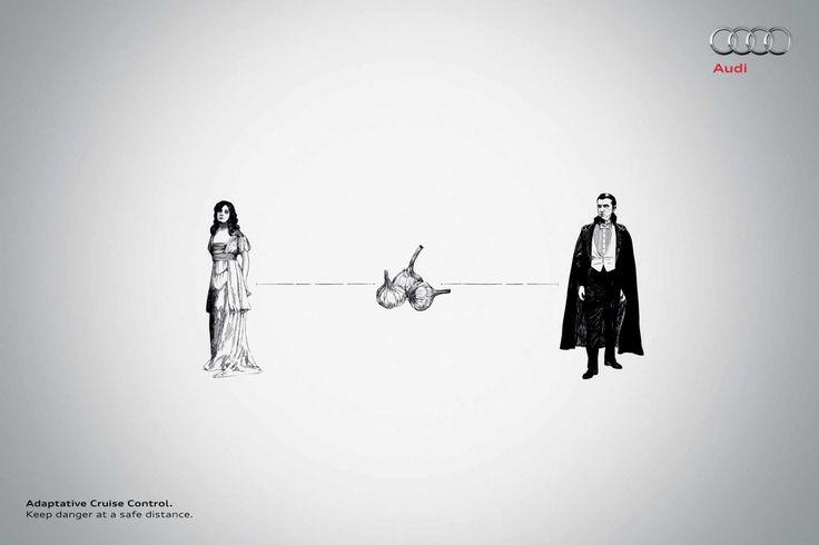 Audi: Dracula #Hombres #mediaalta #iconoCine