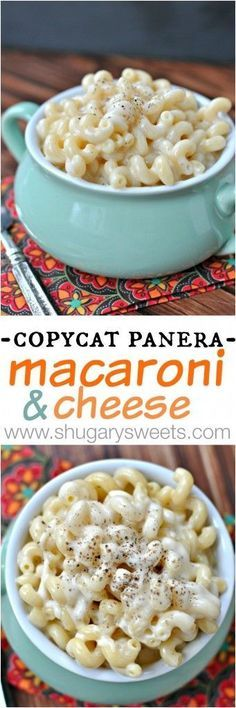Copycat Panera Mac and Cheese: easy stove top recipe, so creamy and ...