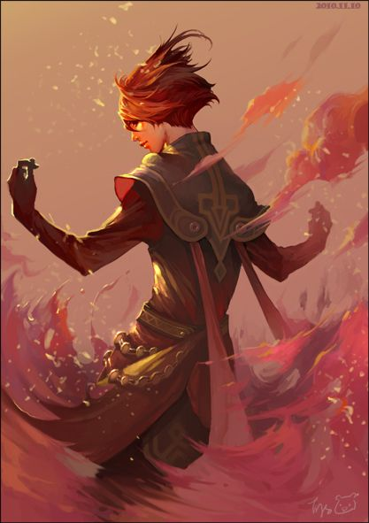 Flames by ~peggy77 on deviantART
