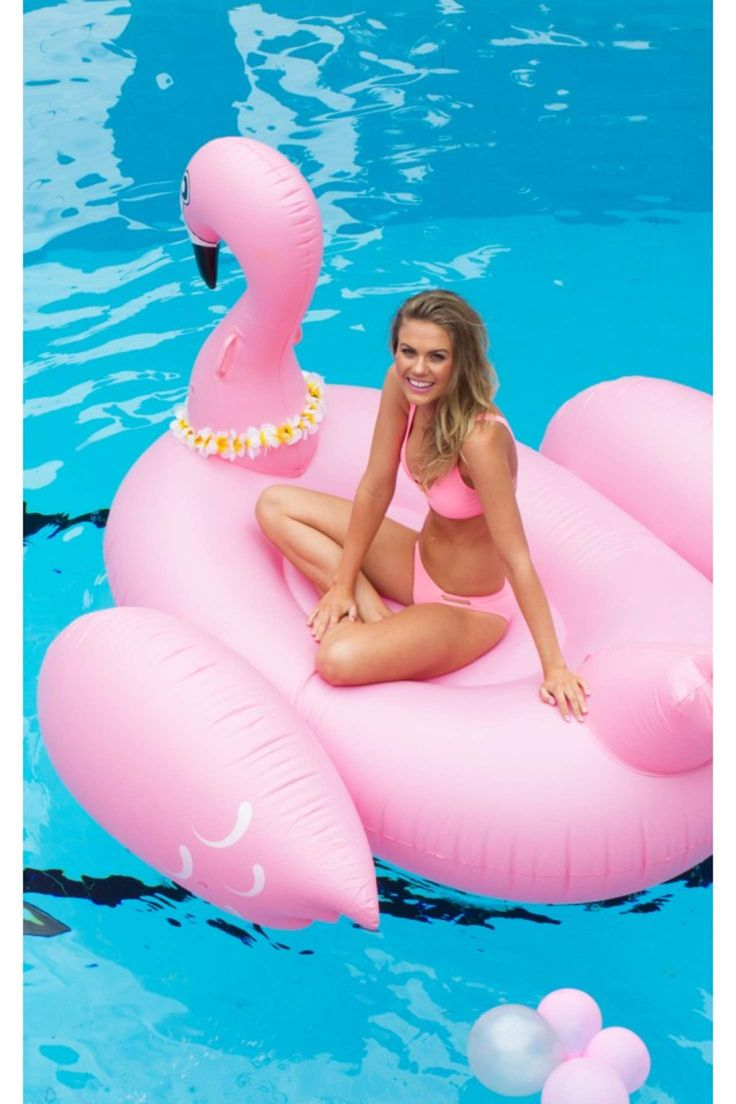 Giant Flamingo Inflatable Pool Toy | SHOWPO Fashion Online Shopping