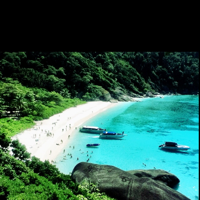 Similan Top View