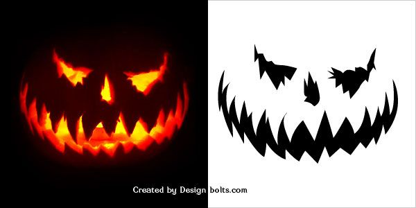 best 25 scary pumpkin carving ideas on pinterest scary pumpkin pumpkin carving and carving. Black Bedroom Furniture Sets. Home Design Ideas