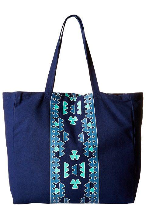 Plush Soleil Aztec Tote Bag (Blue) Tote Handbags - Plush, Soleil Aztec Tote Bag, B102, Bags and Luggage Handbag Tote, Tote, Handbag, Bags and Luggage, Gift, - Street Fashion And Style Ideas