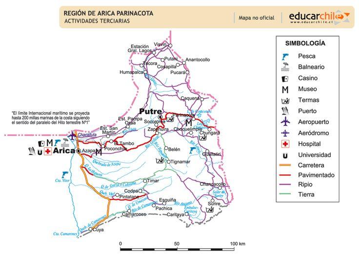 15 Región de Arica y Parinacota