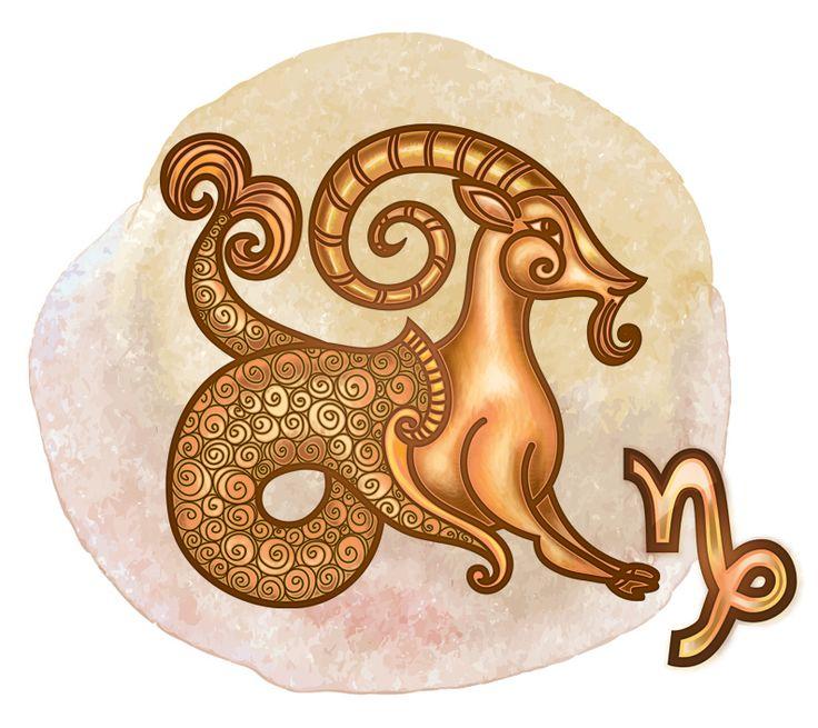 для белого символ козерогов фото вам поможет интерактивная
