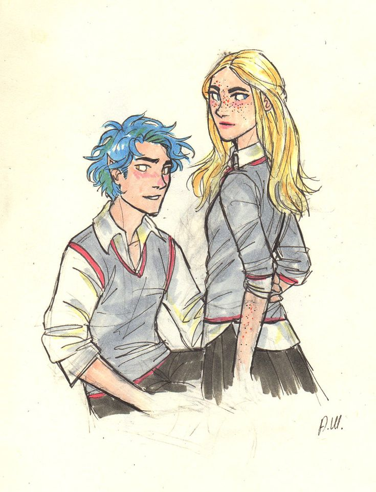 Teddy and Victoire by drakonarinka on DeviantArt   19 ...  Teddy and Victo...