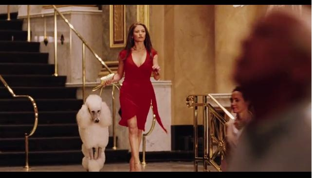 Intolerable Cruelty. I can't decide which one is prettier ...