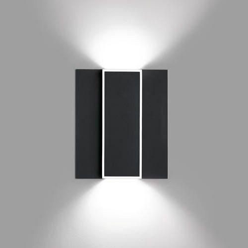Alpha rectangle wall light from vibia ylighting