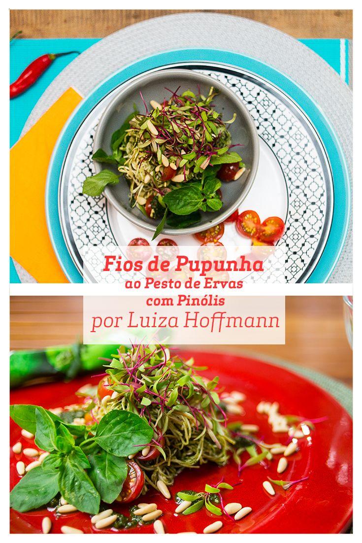 Uma criação deliciosa da Chef Luiza Hoffmann.