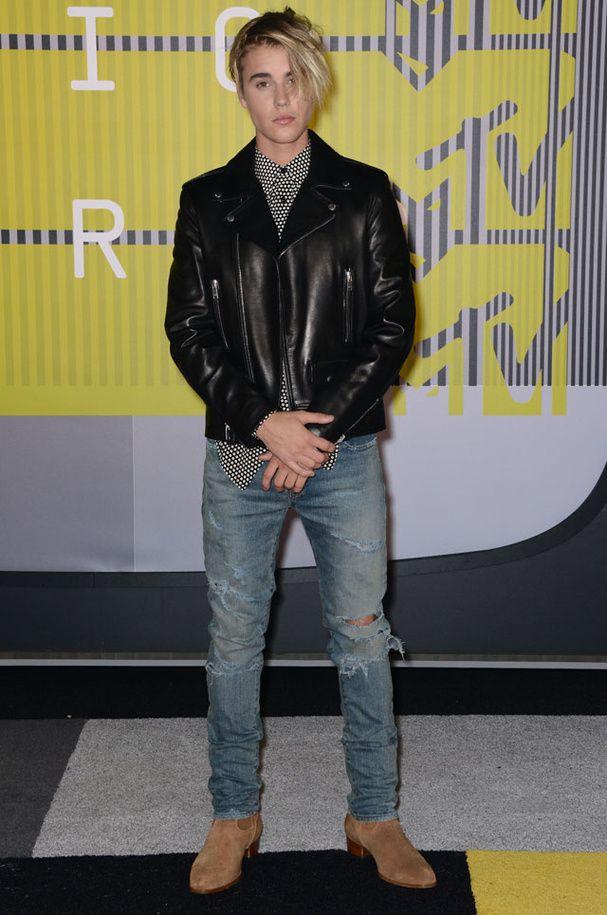 Justin Bieber aux MTV Video Music Awards 2015