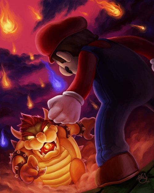 King Koopa by Nezma