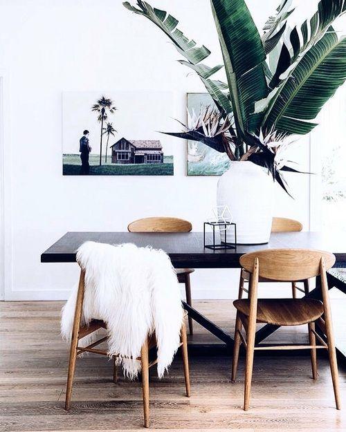 [ Faux Fur ] : como usar pele falsa na decoração da sua casa!  #decoração #fauxfur #faux #fur #inspiração