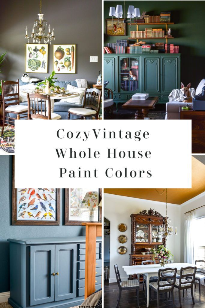 Interior Paint Colors From My Home In 2020 Quirky Home Decor