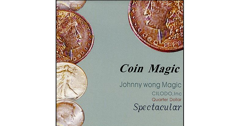 Spectacular (Quarter Dollar) by Johnny Wong
