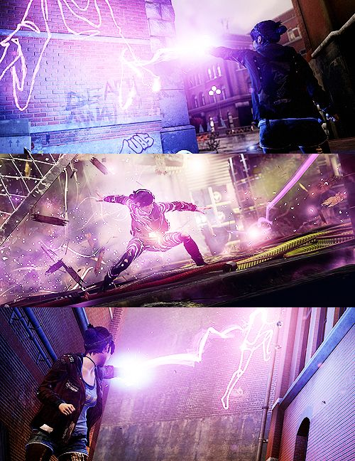 infamous first light | Tumblr