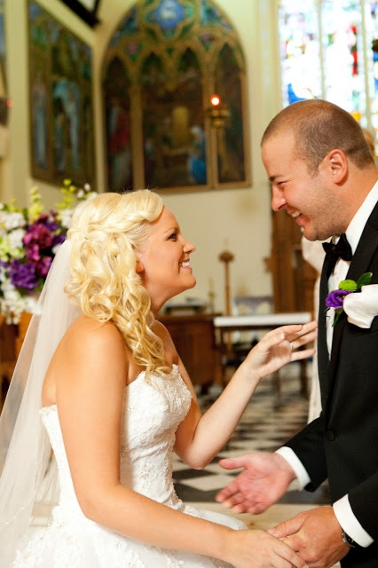 Wedding Love in the Church
