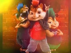 Happy birthday song chipmunks version birthday song for children Baby Songs - YouTube