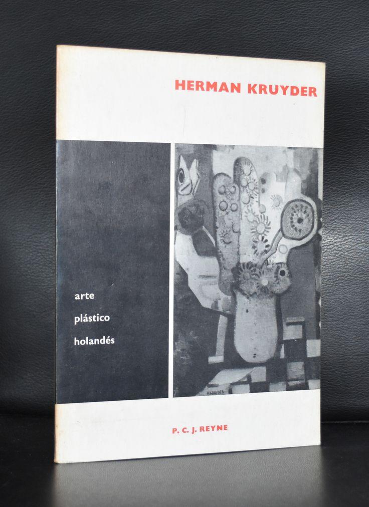 Reyne # HERMAN KRUYDER # ca. 1965, nm