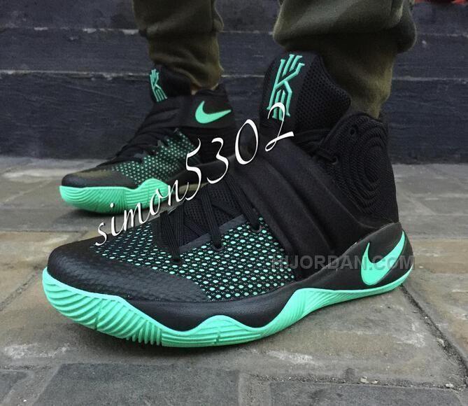 "https://www.hijordan.com/2016-nike-kyrie-2-sneakersgreen-glowblackgreen-glow-mens-basketball-shoes-online.html Only$109.00 2016 #NIKE KYRIE 2 SNEAKERS""GREEN GLOW""BLACK/GREEN GLOW MENS BASKETBALL #SHOES ONLINE Free Shipping! #basketballshoes"