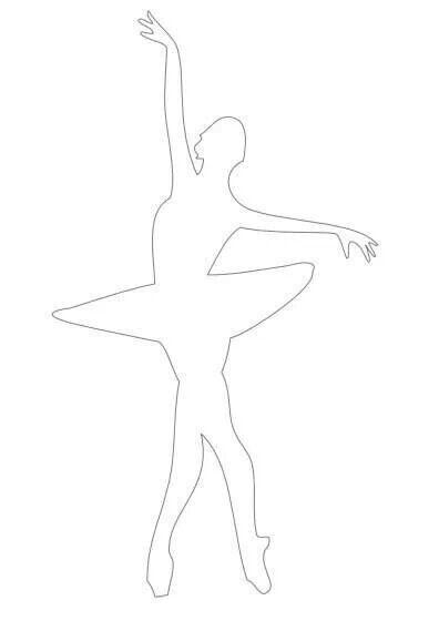 Bailarina. 3