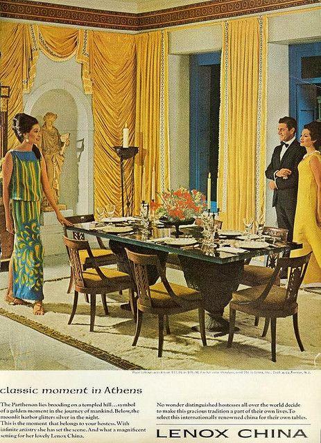 Vintage Dinner 56