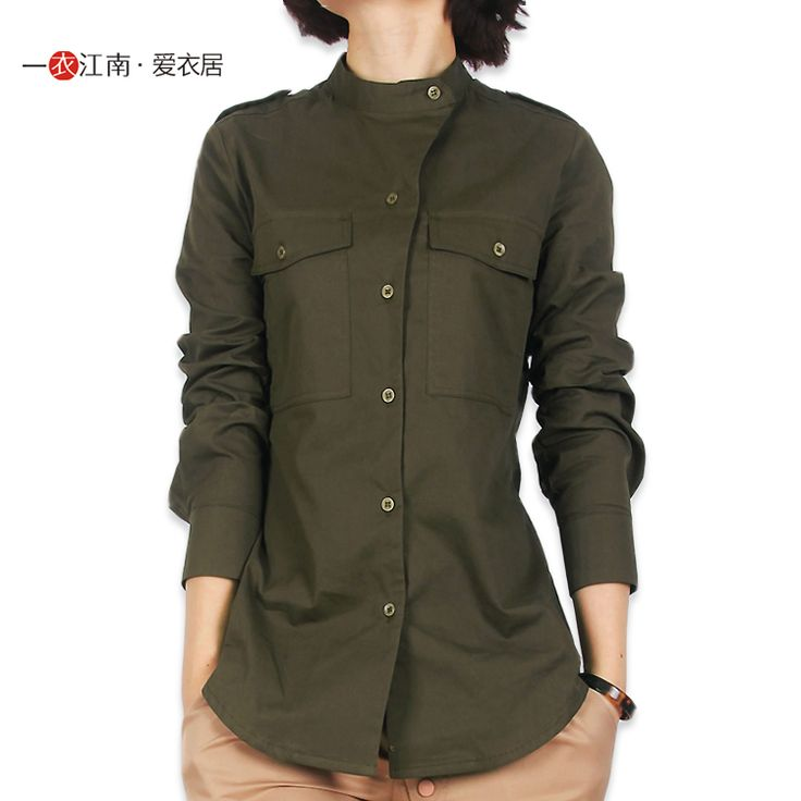 Cheap Blouses & Shirts on Sale at Bargain Price, Buy Quality white collar long sleeve shirt, white contrast collar shirt, collared shirt from China white collar long sleeve shirt Suppliers at Aliexpress.com:1,Collar:Mandarin Collar 2,Fabric Type:Knitted 3,Pattern:straight 4,Brand Name:1 5,sleeve type:regular sleeve