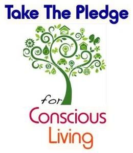 Put yourself first! Take the pledge for conscious living.