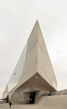 Zaha Hadid - Phaeno Science Center (2005), Wolfsburg, Germany