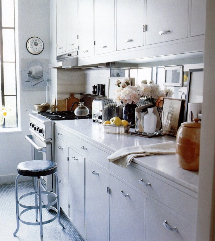 TOB's NYC Apartment Kitchen...so Beautiful!
