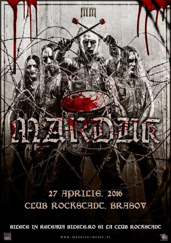 Miercuri, 27 Aprilie 2016, ora 20:00, Club Rockstadt, Brasov