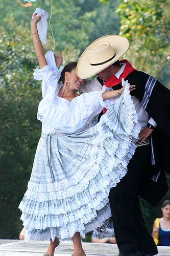 Traditional Peruvian Dance