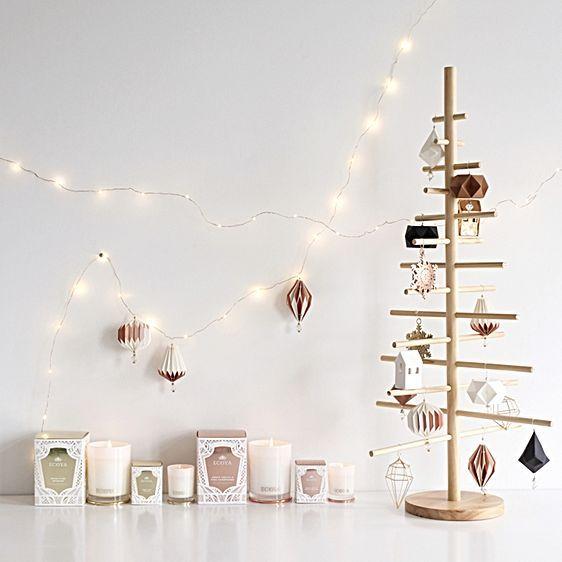 Christmas 2015 Madison Jar Candle, Fresh Pine Needles by Ecoya