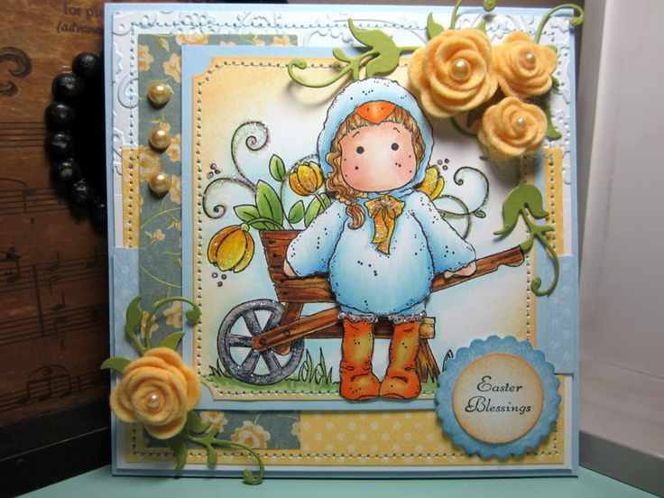123 best images about Cards Magnolia stamps Easter on – Easter Stamps Card Making