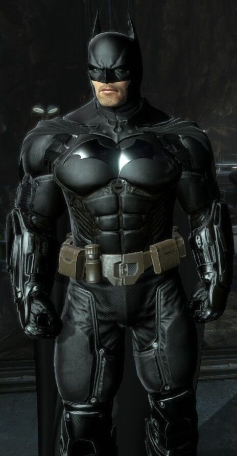 Batman Begins custom skin for Arkham Origins