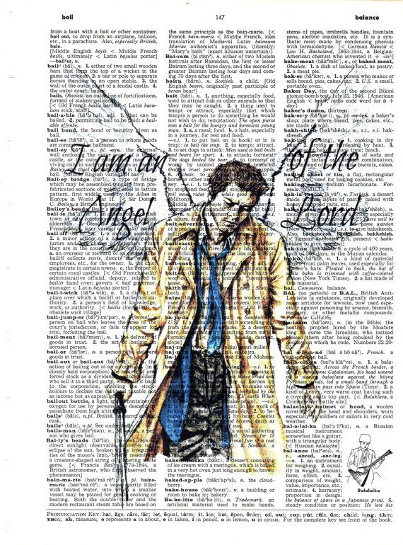 Buy Any 2 Prints get 1 Frees Castiel I Am An by thedigitalarttree