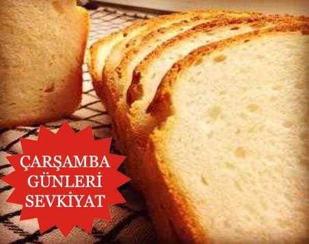 Glutensiz Nar Gibi Kızarmış Sade Ekmek