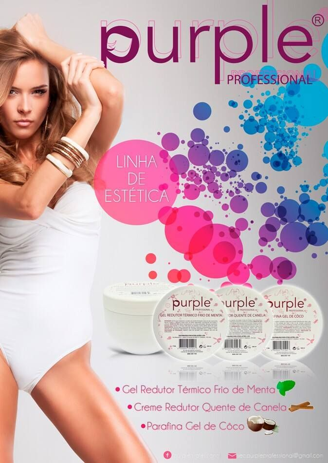 Purple Professional Portuguese brand