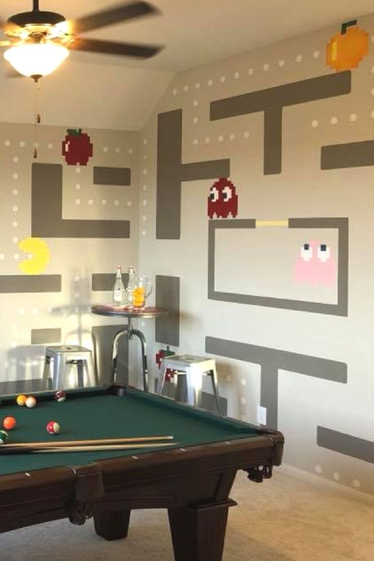 Pin On Game Room Ideas
