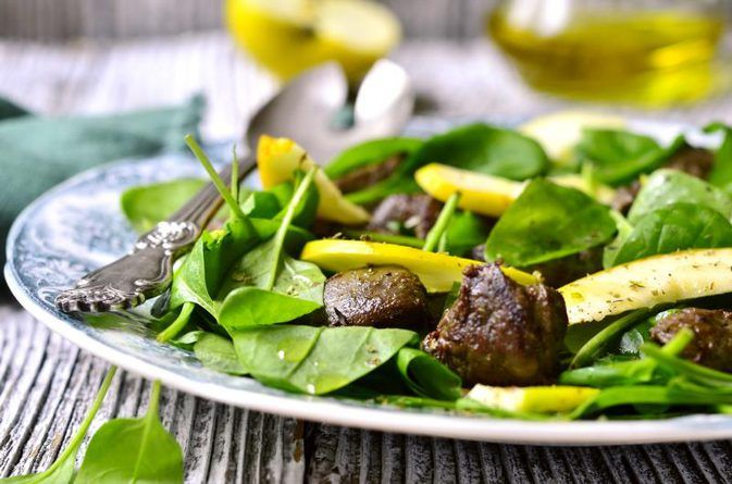 Does the Oxalic Acid in Spinach Inhibit the Absorption of Iron?
