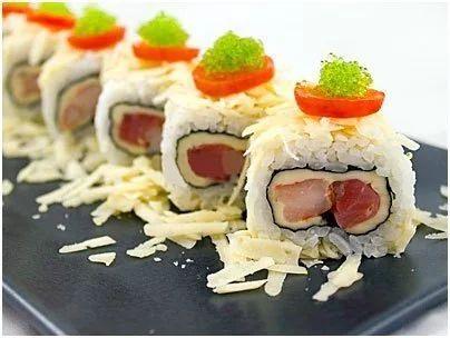 суши, роллы, маки | Кулинарные Рецепты