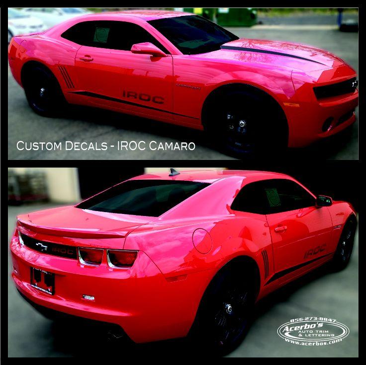Best Camaro Graphics Images On Pinterest Chevrolet Camaro - Custom vinyl car hood decalscustom vinyl car graphics installation chicago il