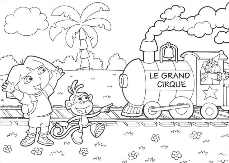 623 Best Fun Coloring Pages Images On Pinterest