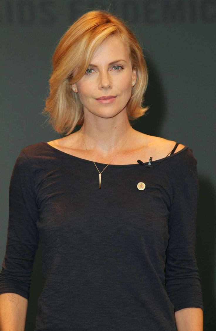 Charlize Theron: UNAIDS New Fast Track Report ahead of World AIDS Day 2014 -08