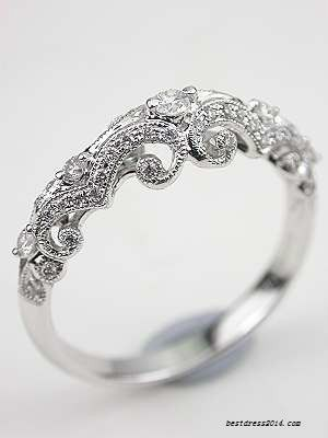 elegant wedding ring if you want the best officiant for your outer banks nc - Fancy Wedding Rings