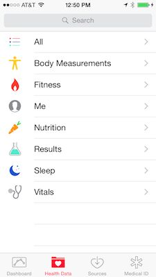 iphone health app not tracking flights