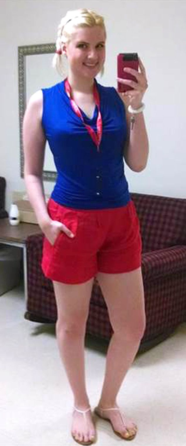 J.C. Penney Sent an Employee Home for Wearing J.C. Penney Shorts That Were ''Too Revealing''  J.C. Penney Employee