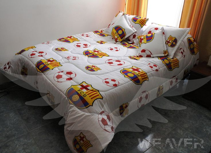 Barcelona FC - Blanco