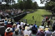Regions Tradition PGA tournament- Shoal Creek