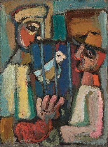 Gołębiarze - Tadeusz Kantor