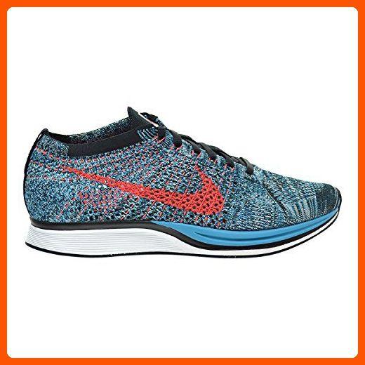 Nike WMNS Lunarstelos–Hot Punch/Noir/Blanc Medium B 42,5 Mehrfarbig